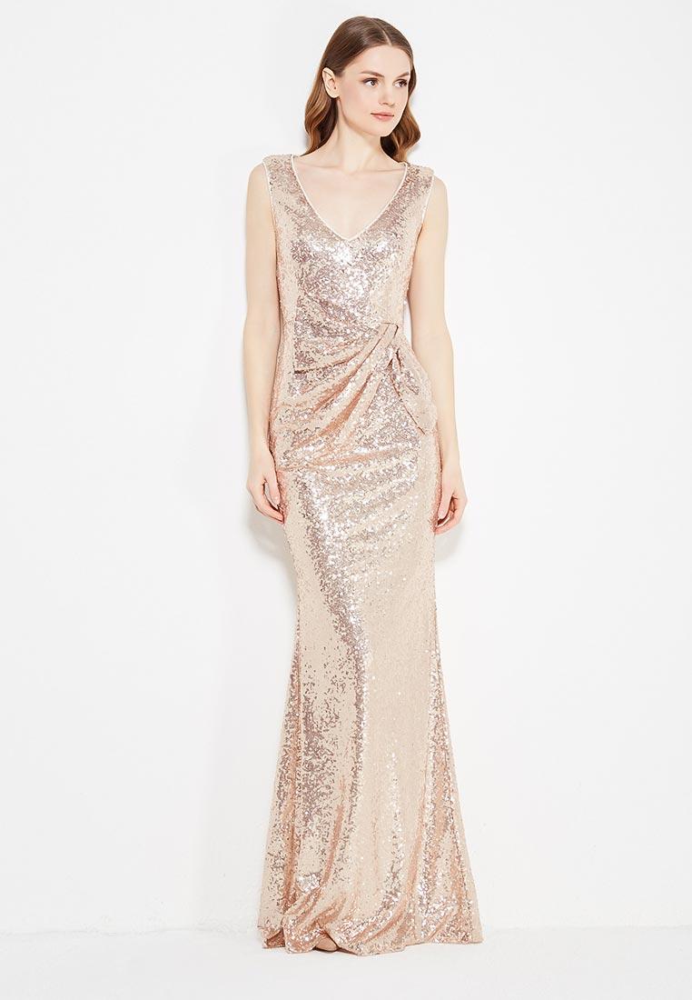 Платье-макси Goddiva DR926