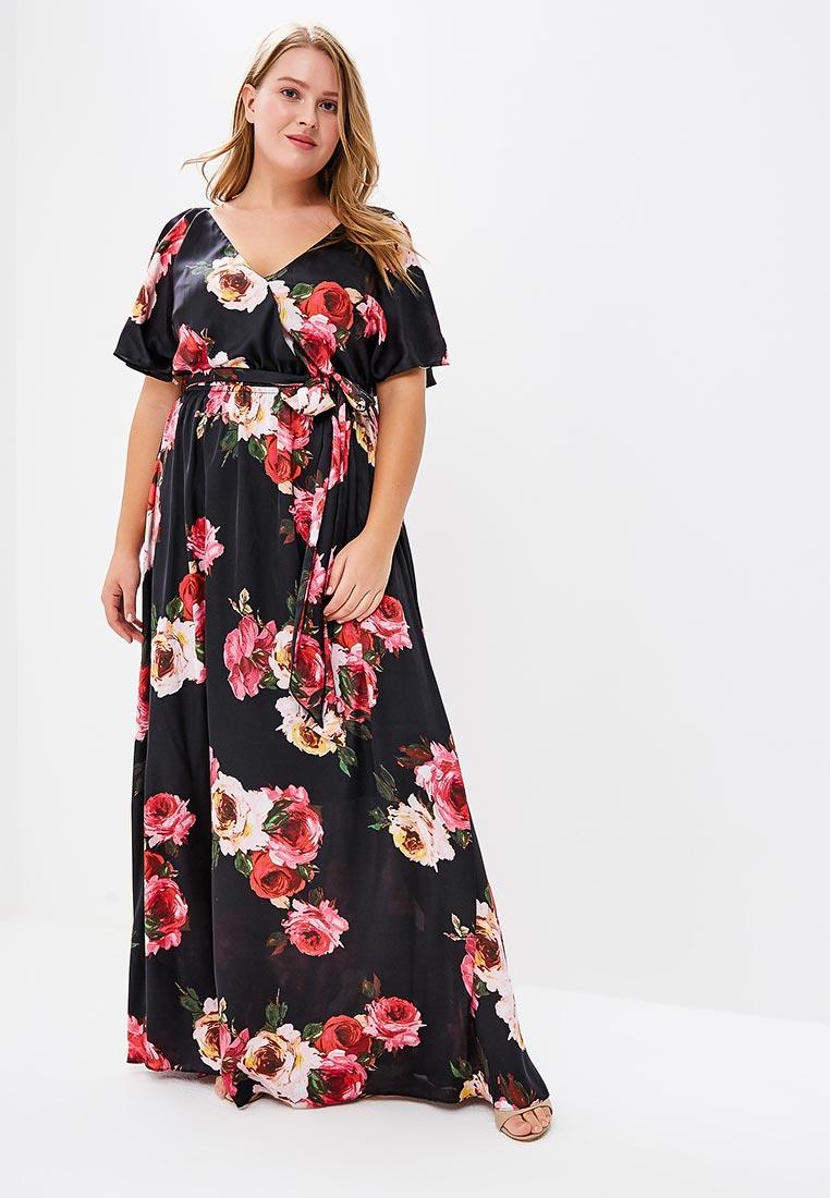 Платье Goddiva Size Plus DR1636P