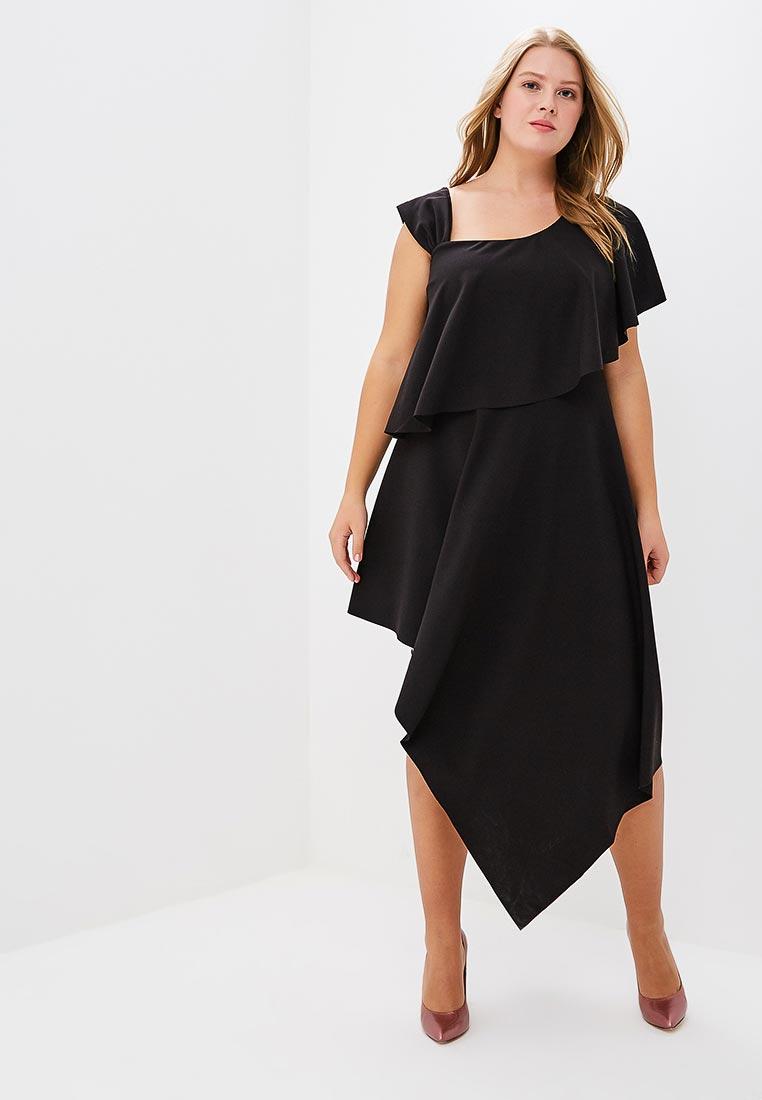 Вечернее / коктейльное платье Goddiva Size Plus DR1634P