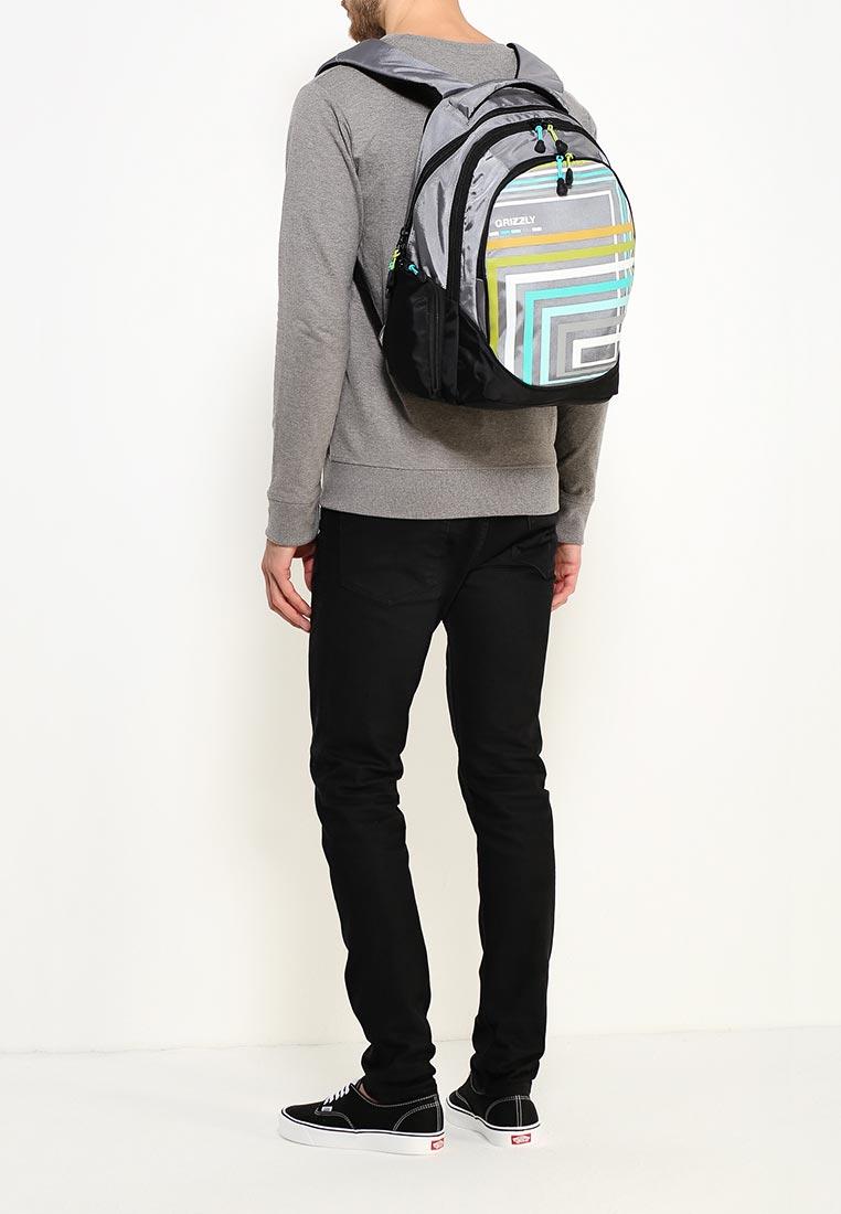 Городской рюкзак Grizzly RU-601-1