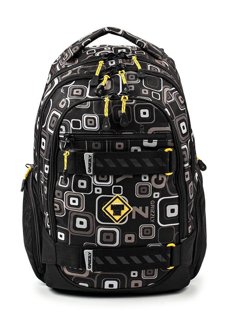 Городской рюкзак Grizzly RU-602-1