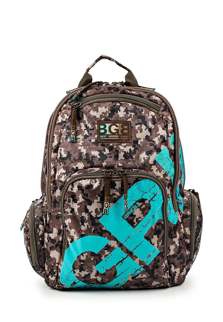 Городской рюкзак Grizzly RU-623-1