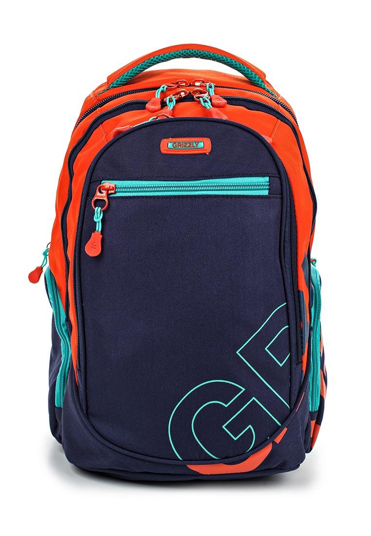 Городской рюкзак Grizzly RU-711-2