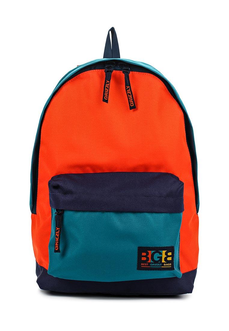 Городской рюкзак Grizzly RU-704-3