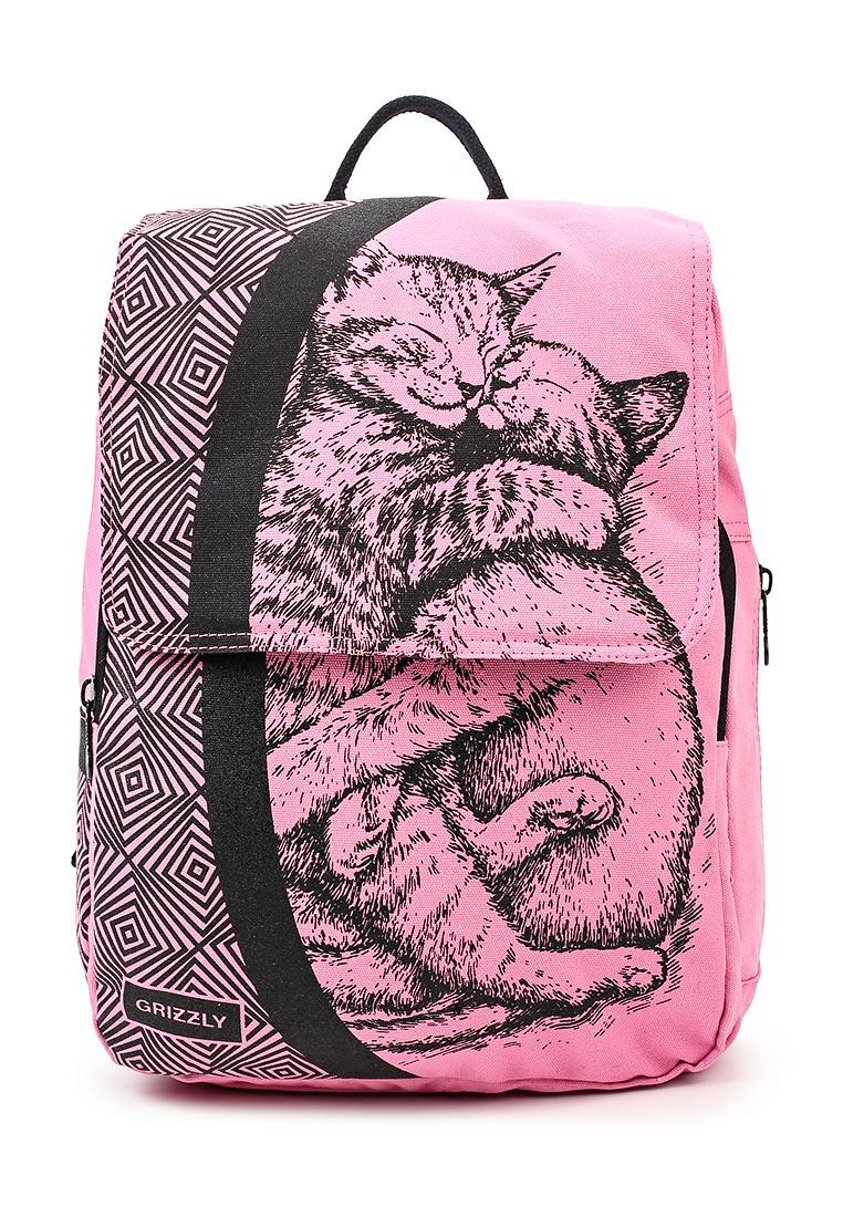 Городской рюкзак Grizzly RD-746-1