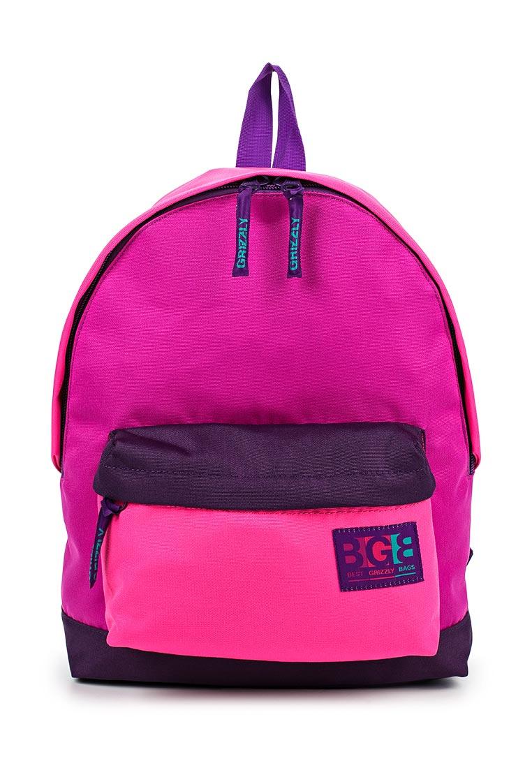 Городской рюкзак Grizzly RD-750-4