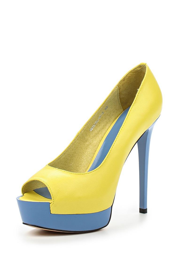 Женские туфли Grand Style BW3515L-67-2/YP48