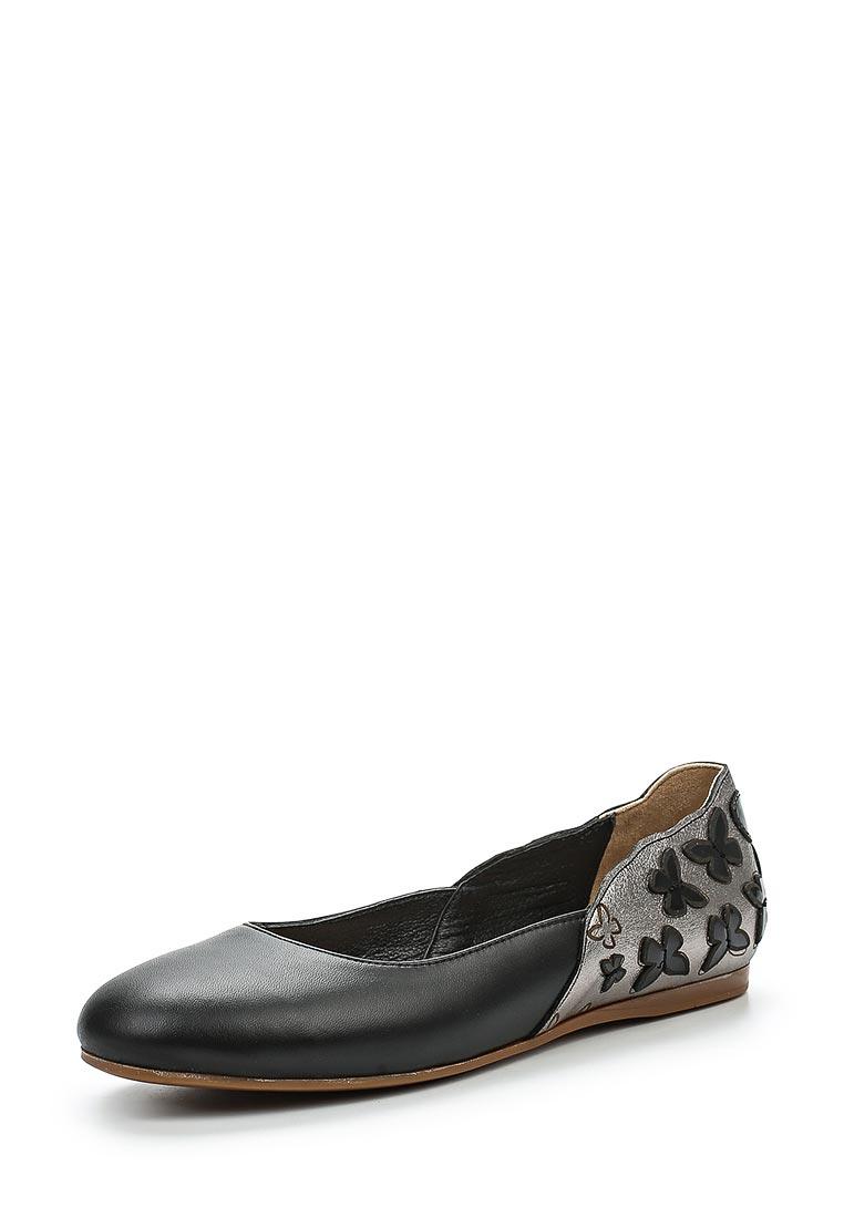 Туфли на плоской подошве Grand Style 780/07-17