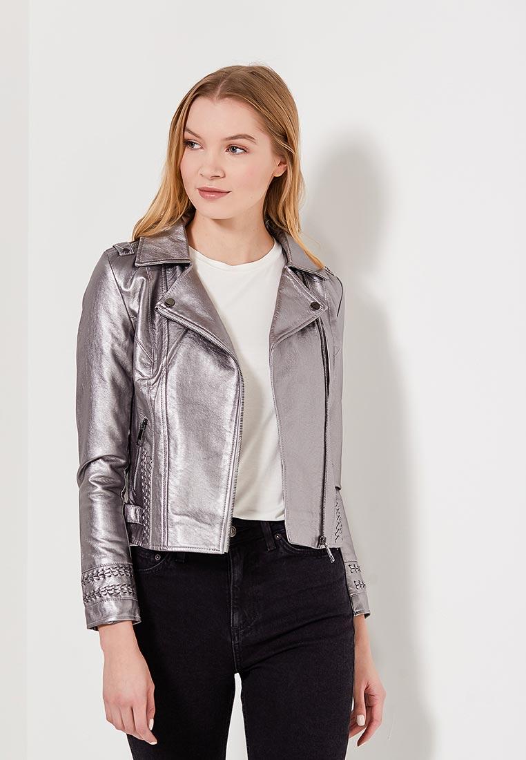 Кожаная куртка Grand Style 8702
