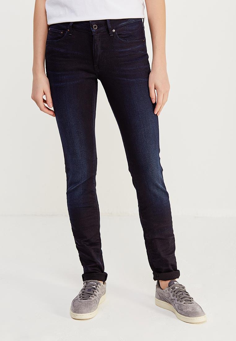 Зауженные джинсы G-Star 60877