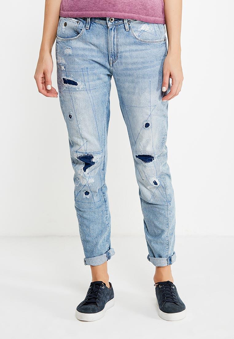 Зауженные джинсы G-Star 60892