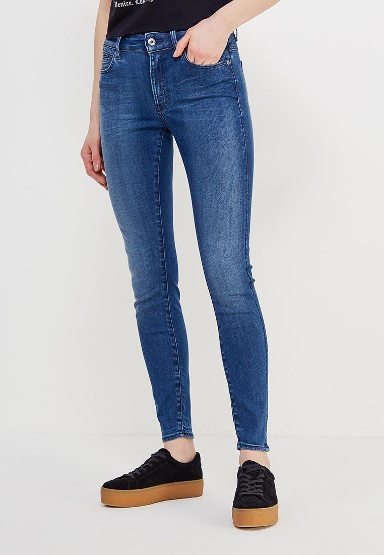 Зауженные джинсы G-Star D07113