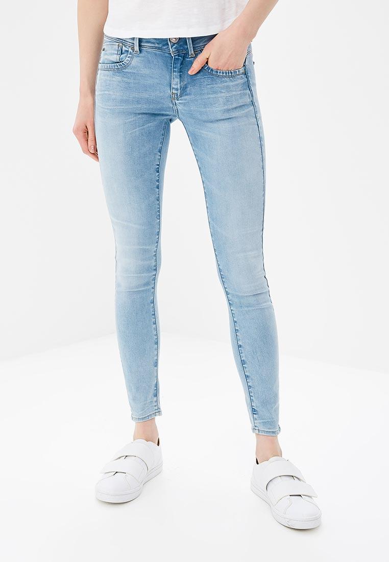 Зауженные джинсы G-Star D07478