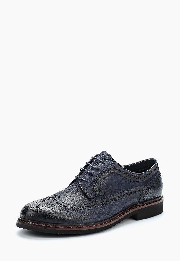 Мужские туфли Guido Grozzi 7028A-1B GG