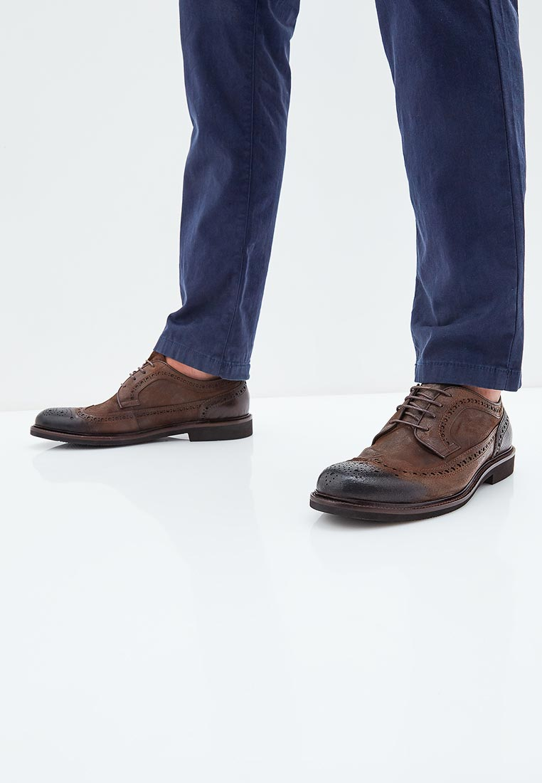 Мужские туфли Guido Grozzi 7028A-1C GG: изображение 5