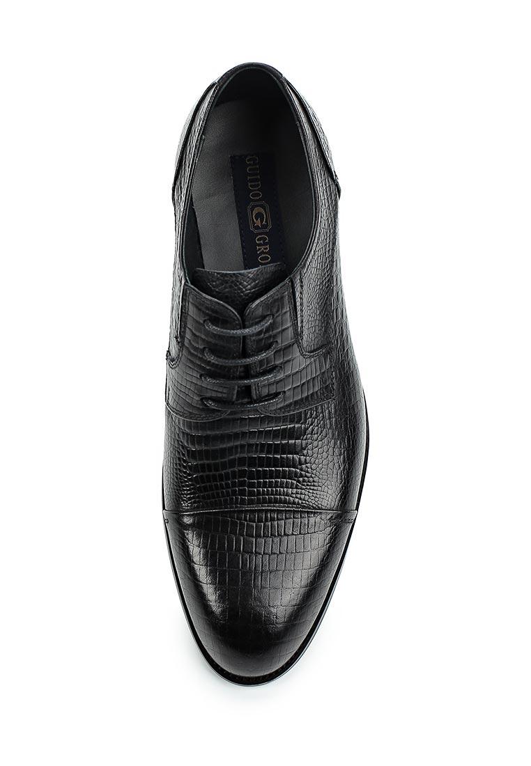 Мужские туфли Guido Grozzi 132-8-50 GG: изображение 4