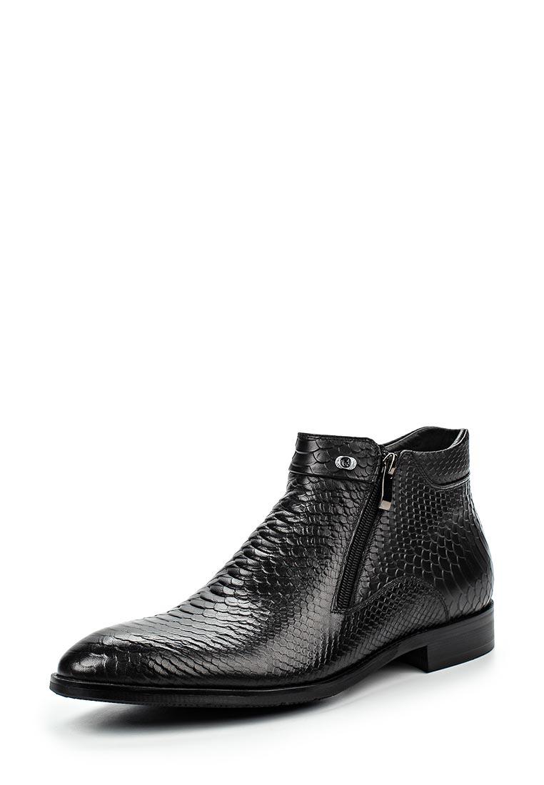 Мужские ботинки Guido Grozzi KT118-09E12-92DK-4M GG