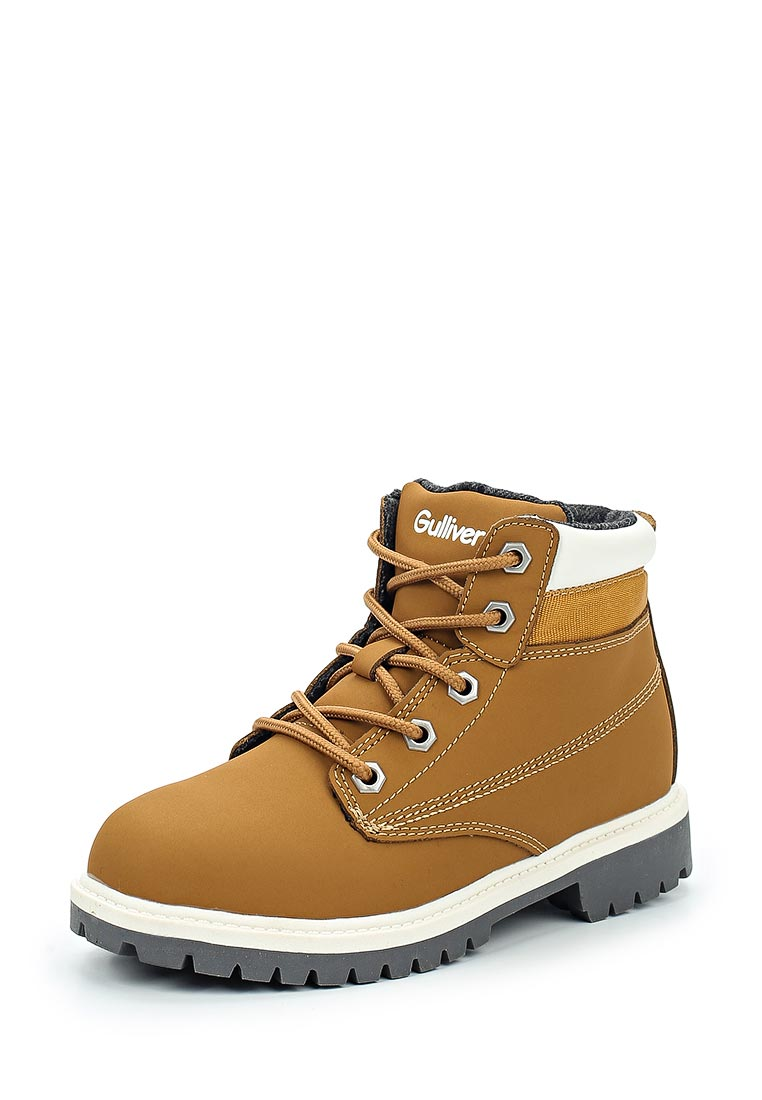 Ботинки для мальчиков Gulliver 21707BKS1303