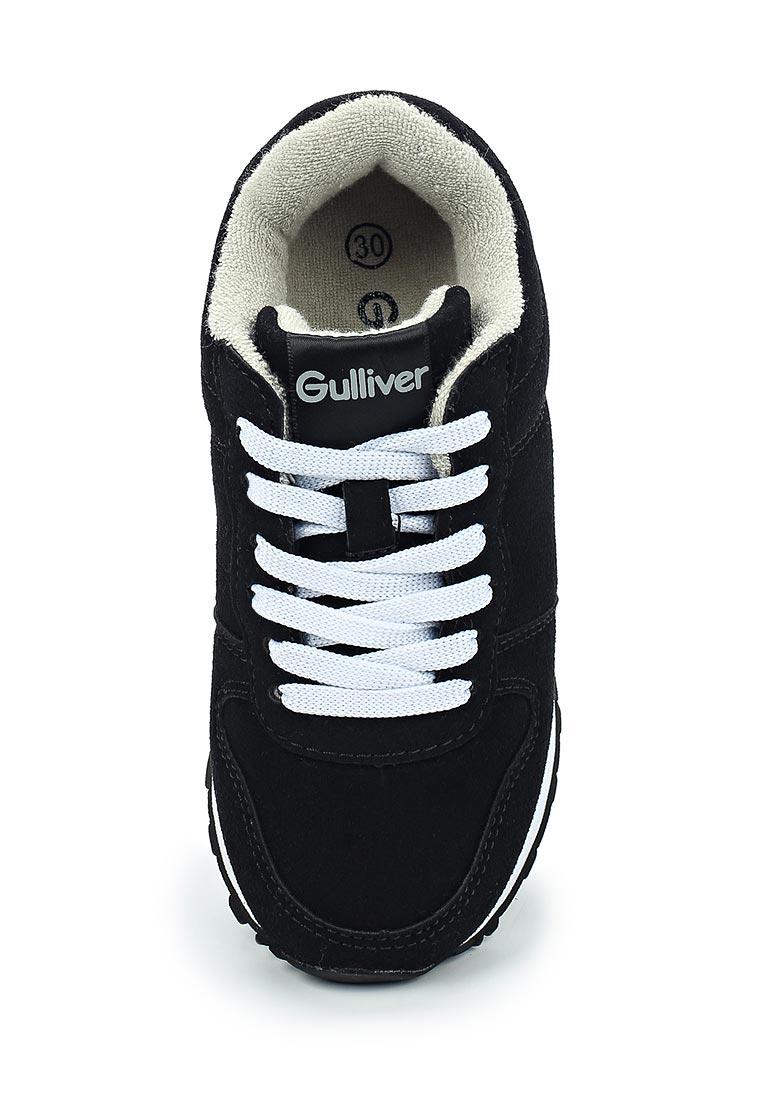 Кроссовки для мальчиков Gulliver 21707BKS2101: изображение 4