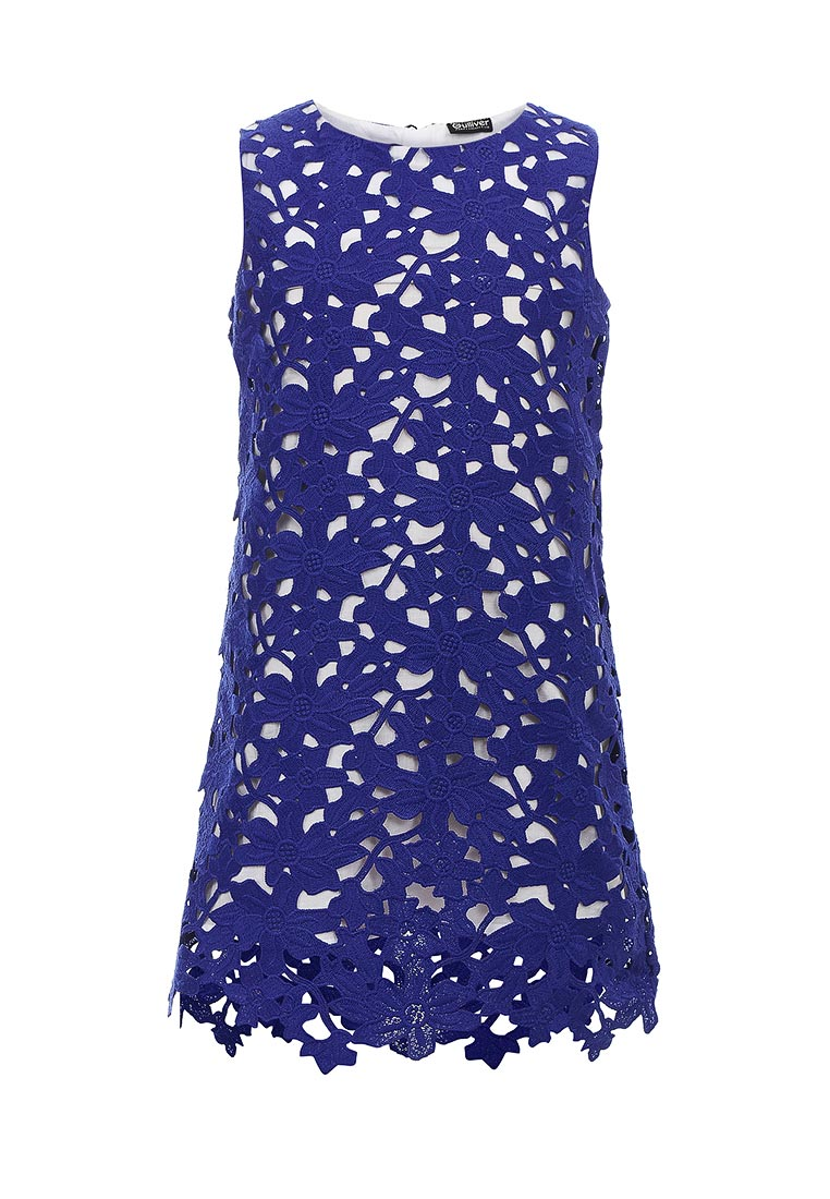 Нарядное платье Gulliver 118GPGTC2501