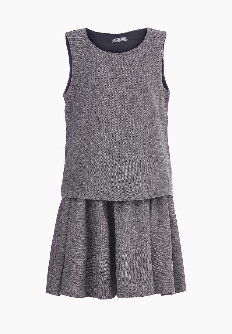Повседневное платье Gulliver 218GSGC2506