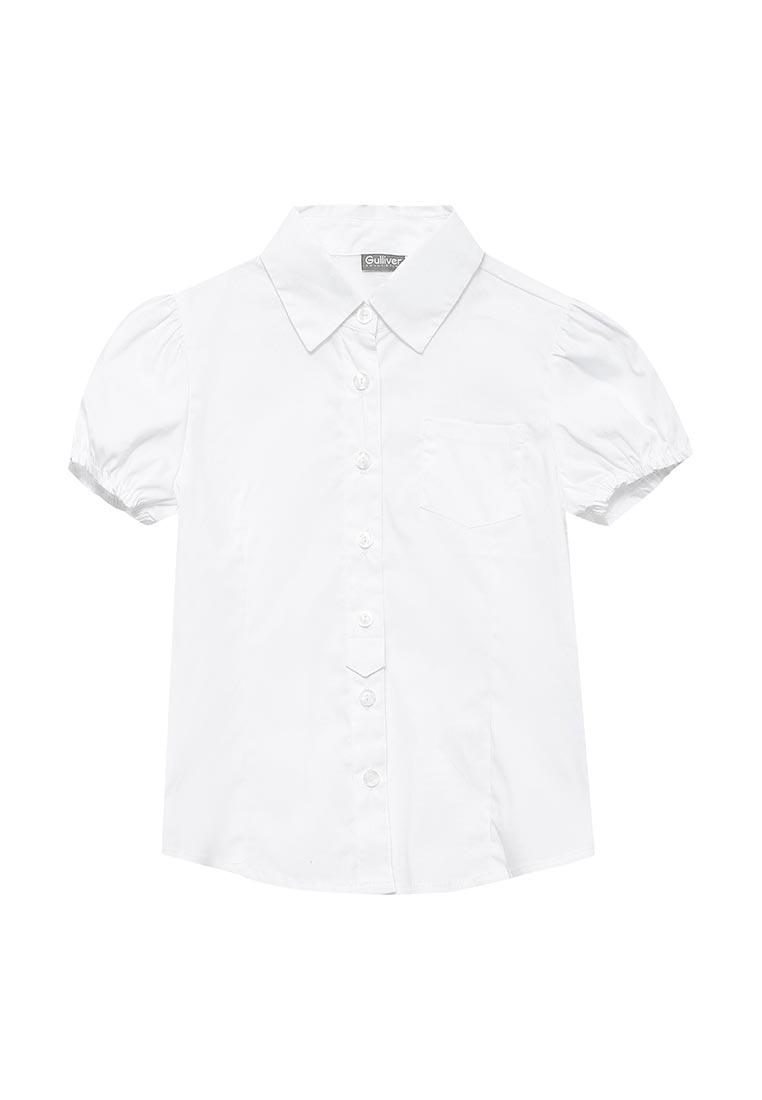 Блуза Gulliver 217GSGC2208/белый