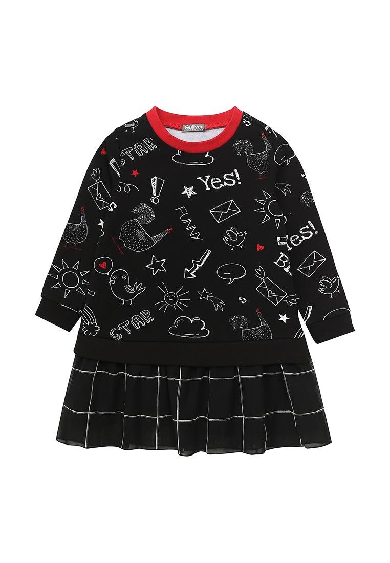 Повседневное платье Gulliver 21701GMC5001