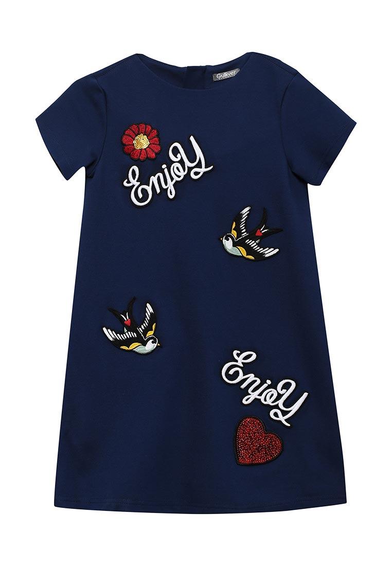 Повседневное платье Gulliver 21705GKC5001