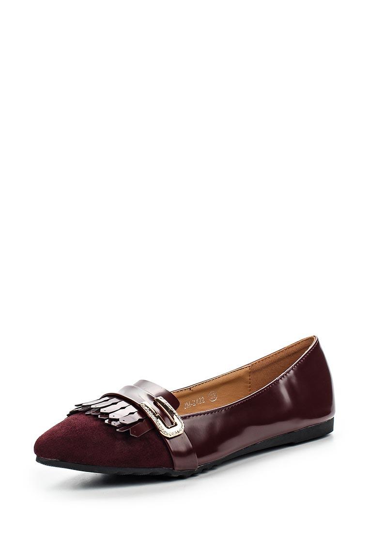 Туфли на плоской подошве Guapissima JM-Z422