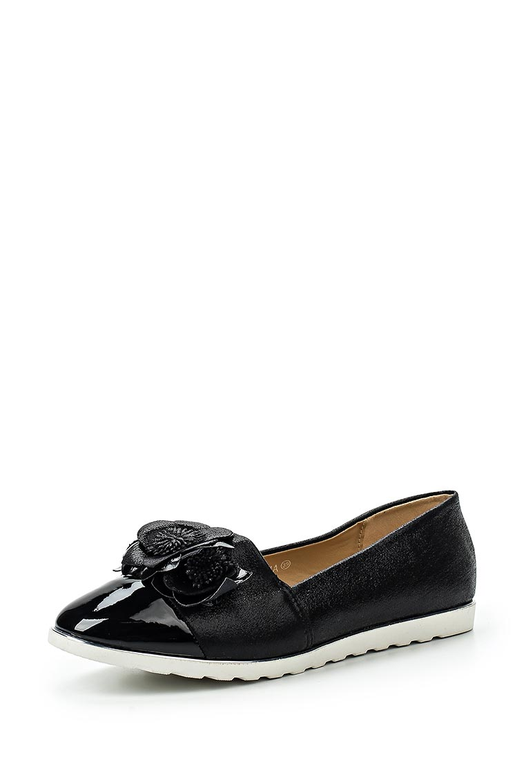 Туфли на плоской подошве Guapissima JM-A241A