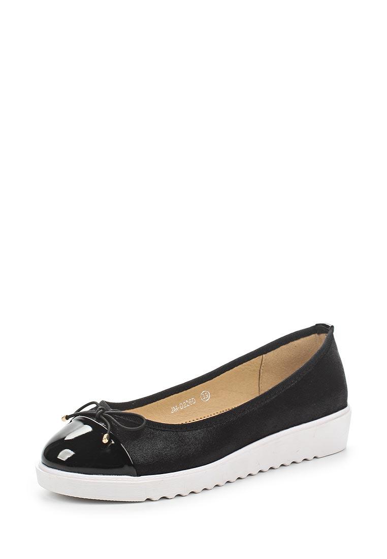 Туфли на плоской подошве Guapissima JM-D226D