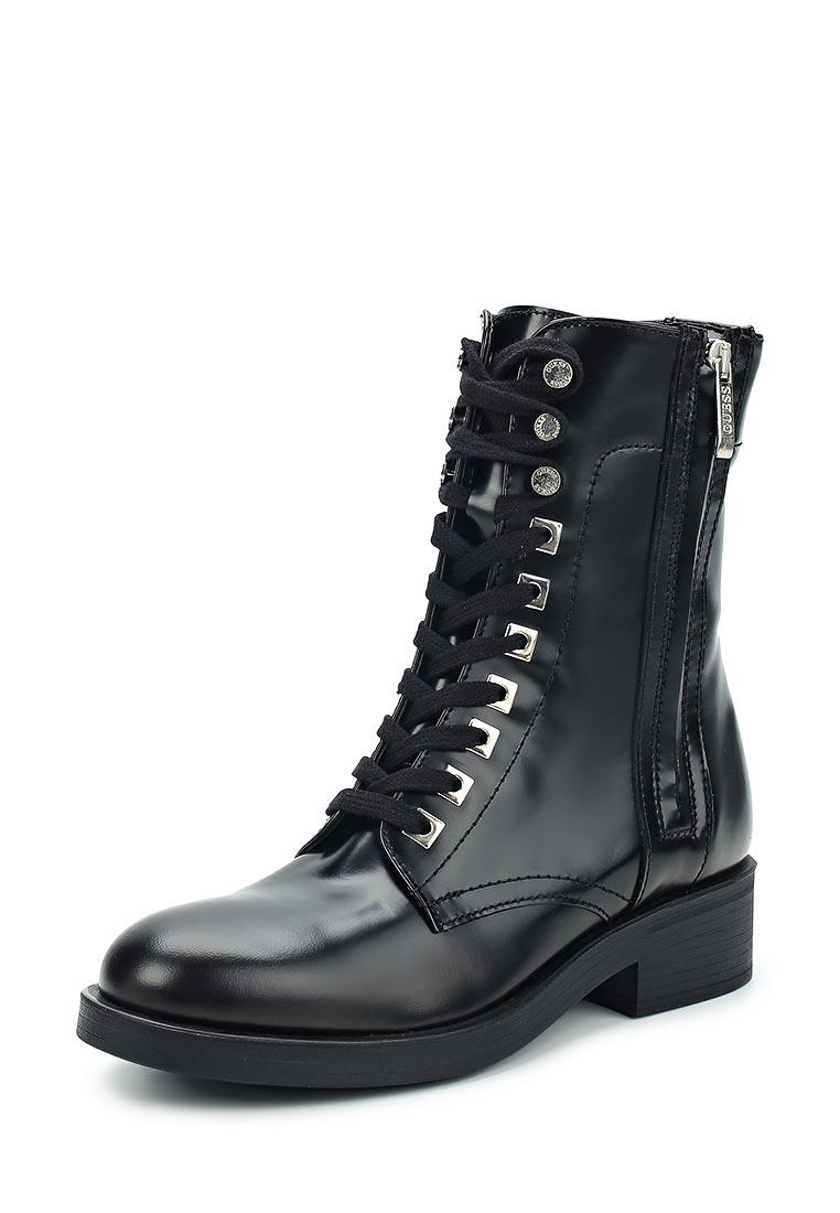 Женские ботинки Guess (Гесс) FLZEL4 LEA10