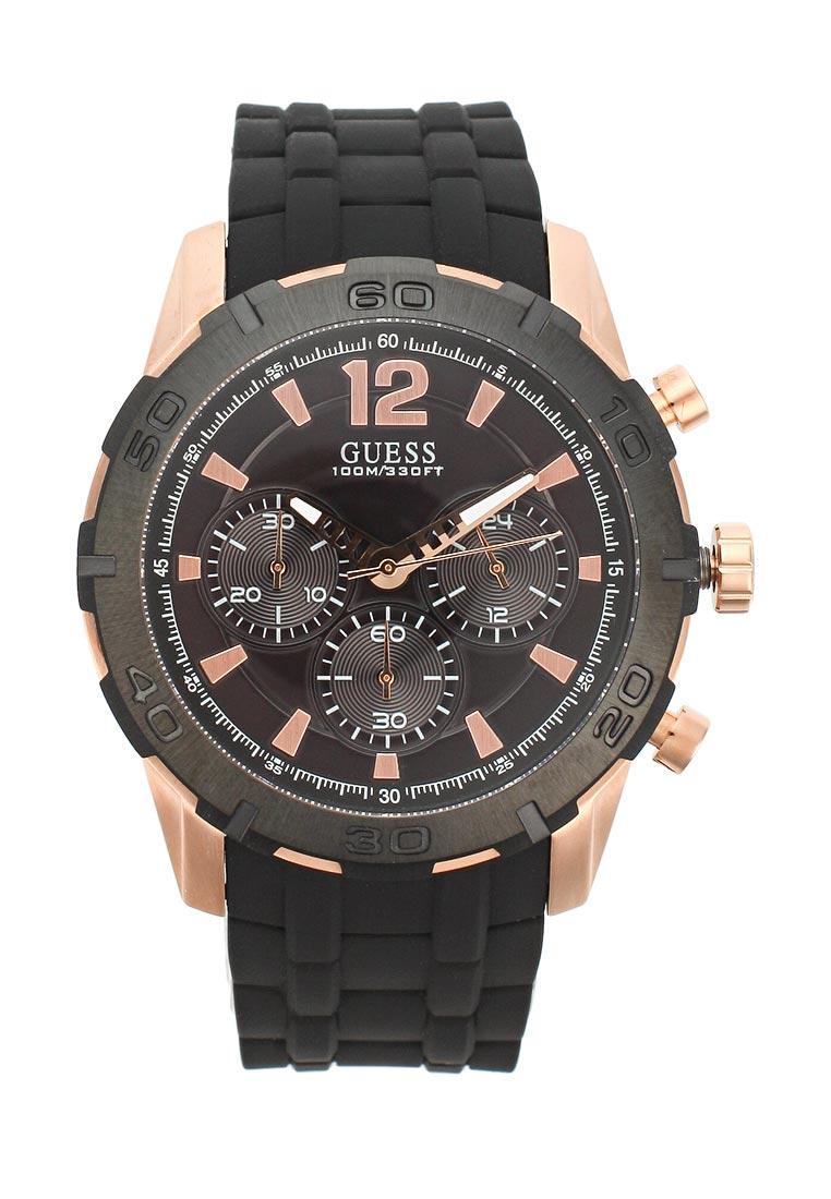 Мужские часы Guess (Гесс) W0864G2
