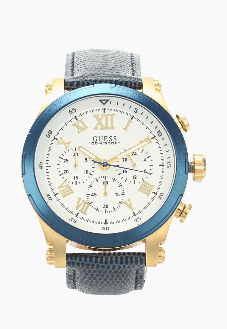 Мужские часы Guess (Гесс) W1105G1