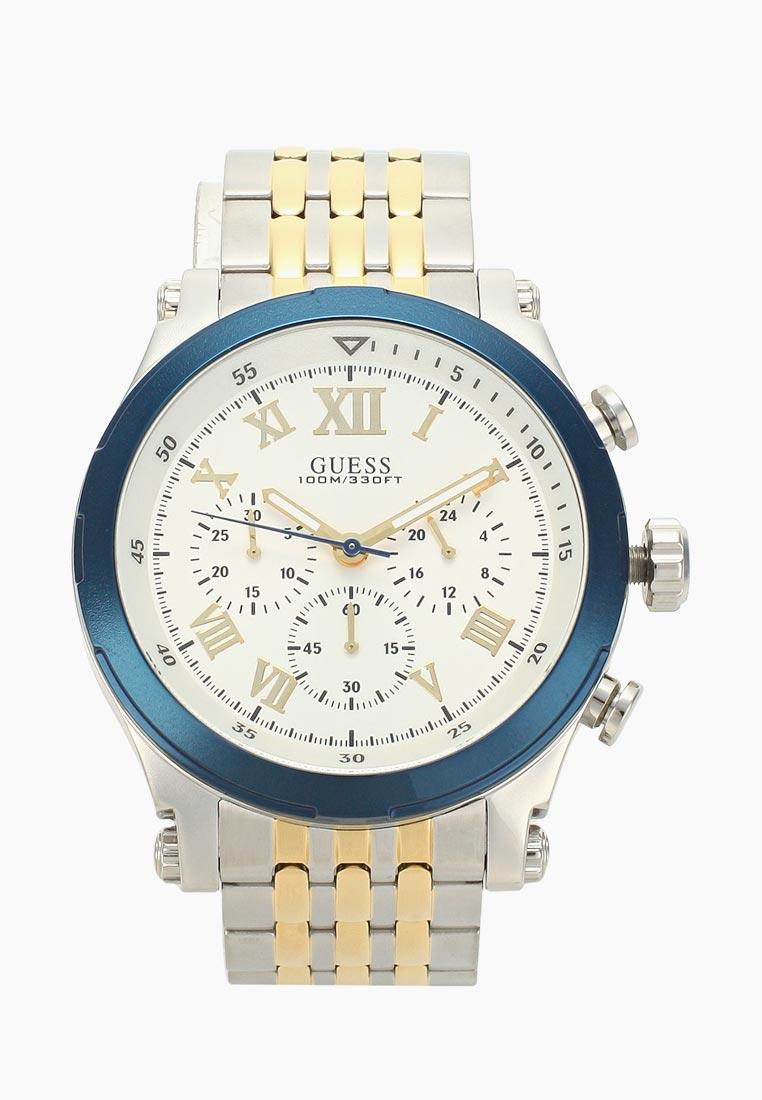 Мужские часы Guess (Гесс) W1104G1
