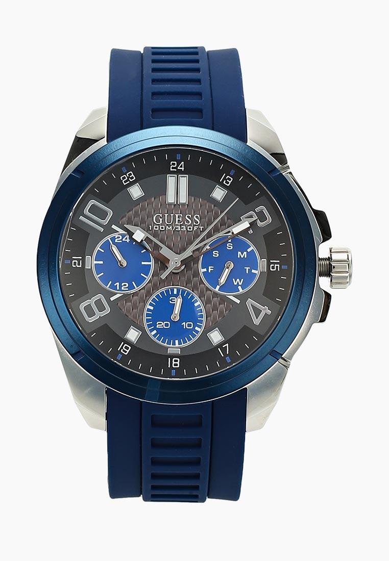 Мужские часы Guess (Гесс) W1050G1