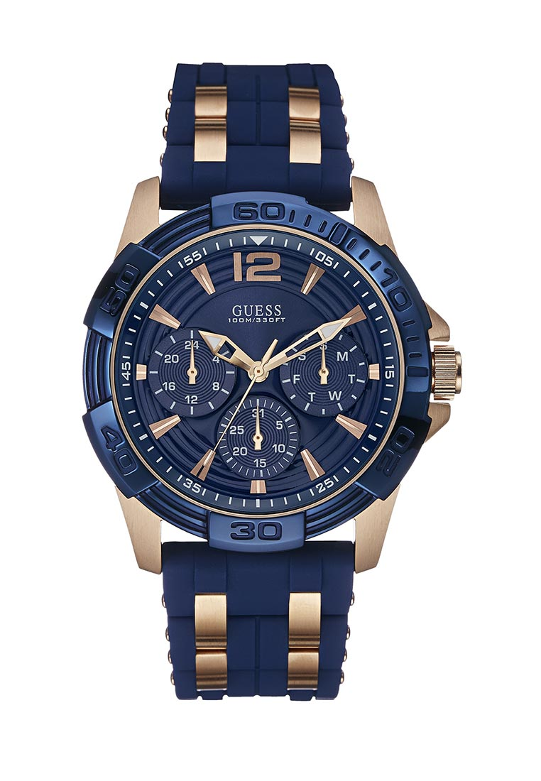 Мужские часы Guess (Гесс) W0366G4
