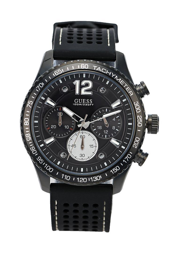 Мужские часы Guess (Гесс) W0971G1