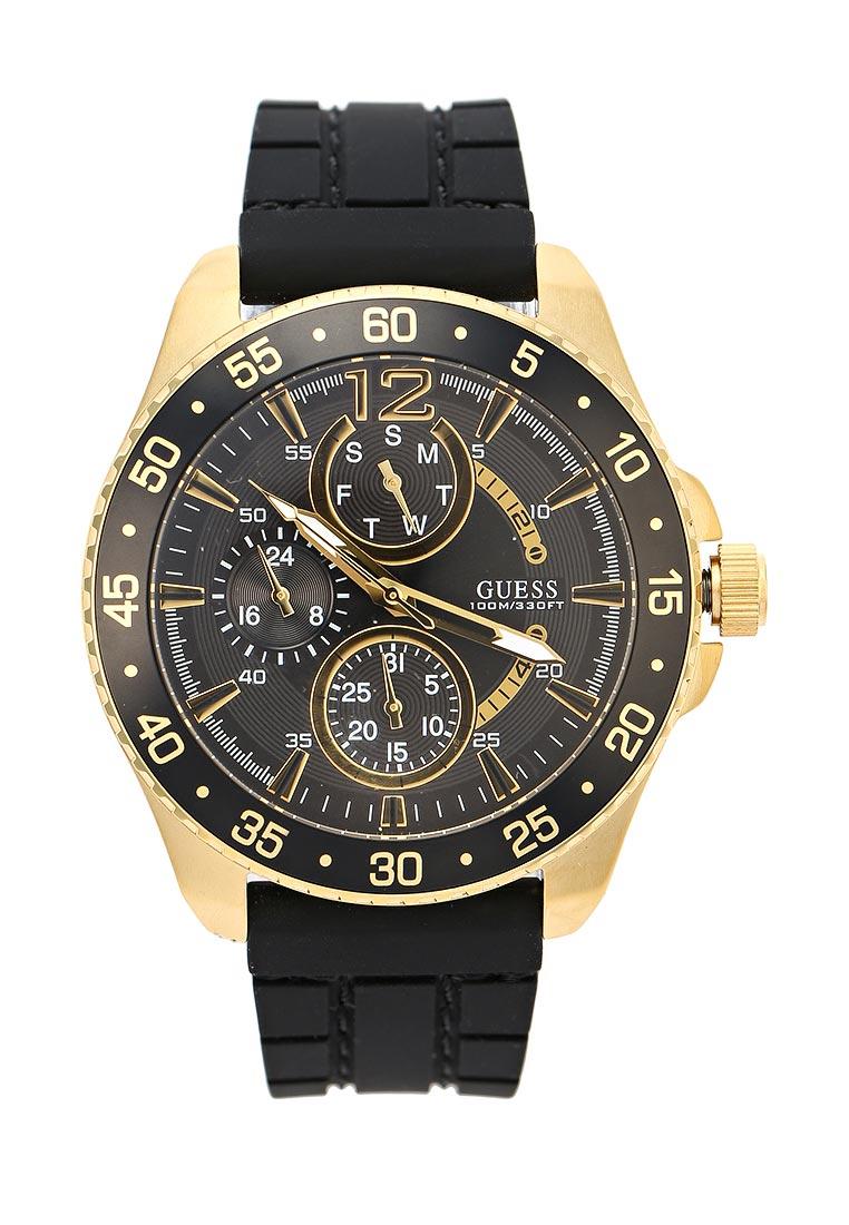 Мужские часы Guess (Гесс) W0798G3