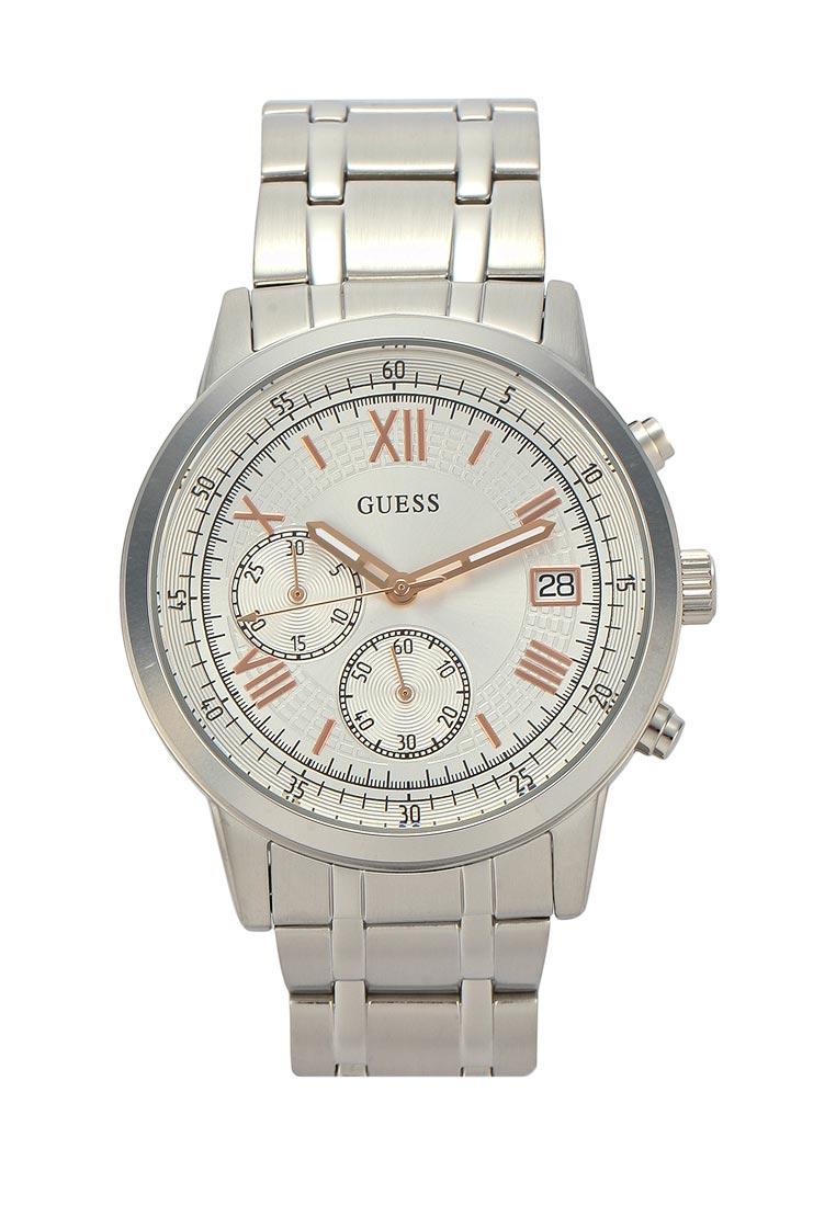 Мужские часы Guess (Гесс) W1001G1