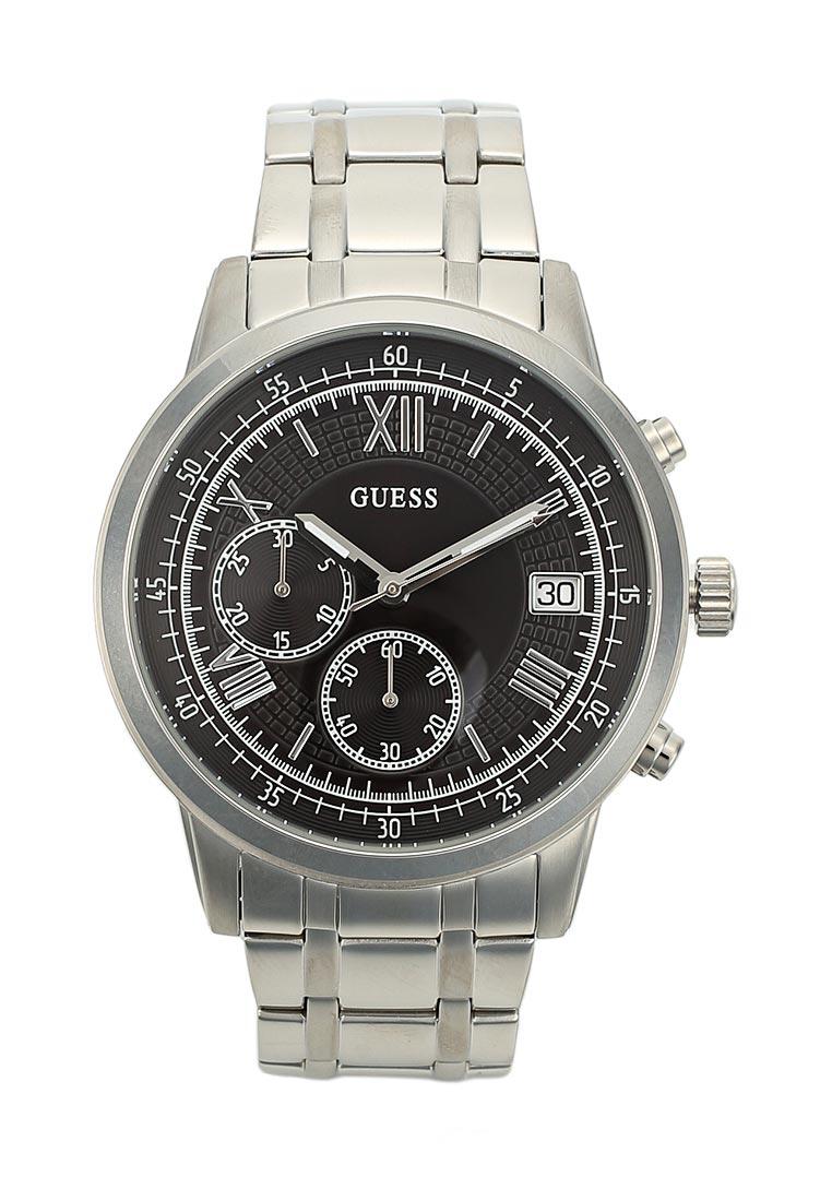 Мужские часы Guess (Гесс) W1001G4