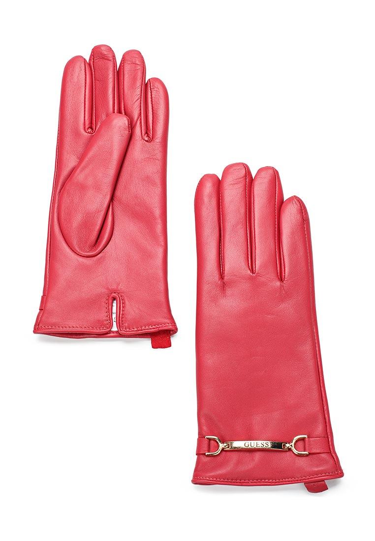 Женские перчатки Guess (Гесс) AW6405 LEA02