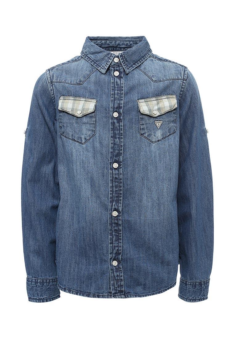 Рубашка Guess (Гесс) L73H05 D2E20