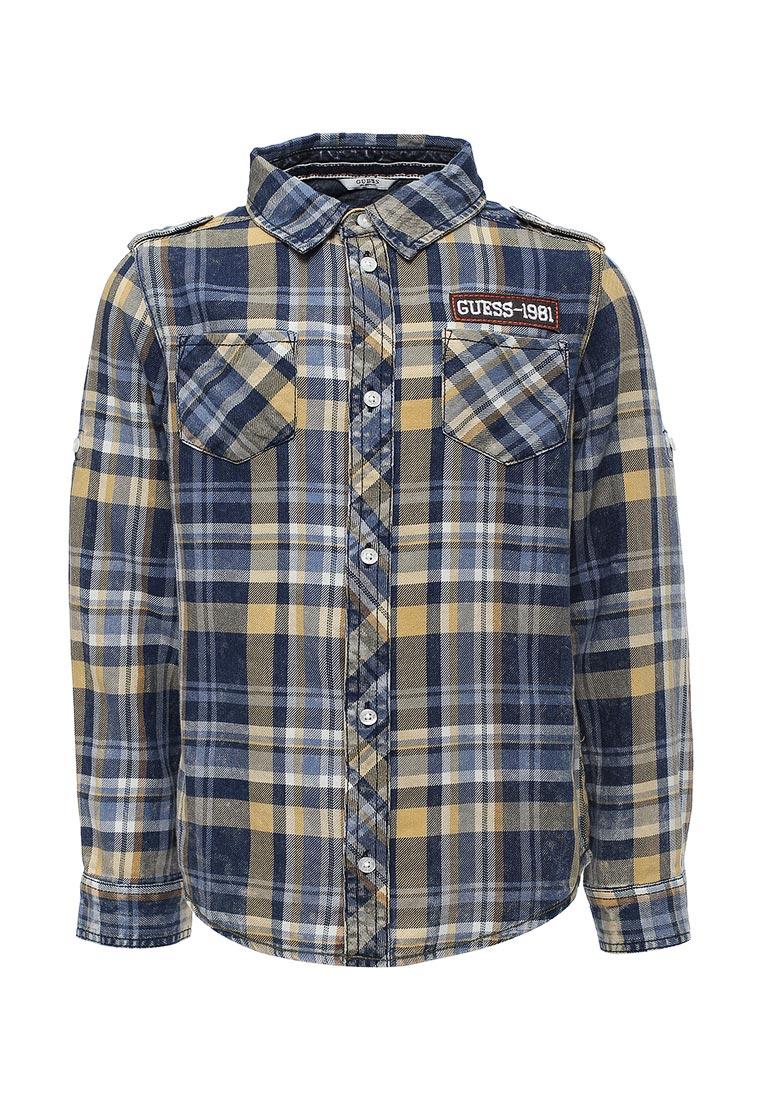 Рубашка Guess (Гесс) L73H08 W8QK0