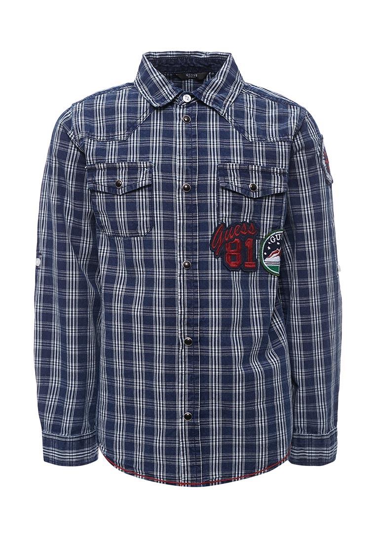 Рубашка Guess (Гесс) L74H07 W9CG0