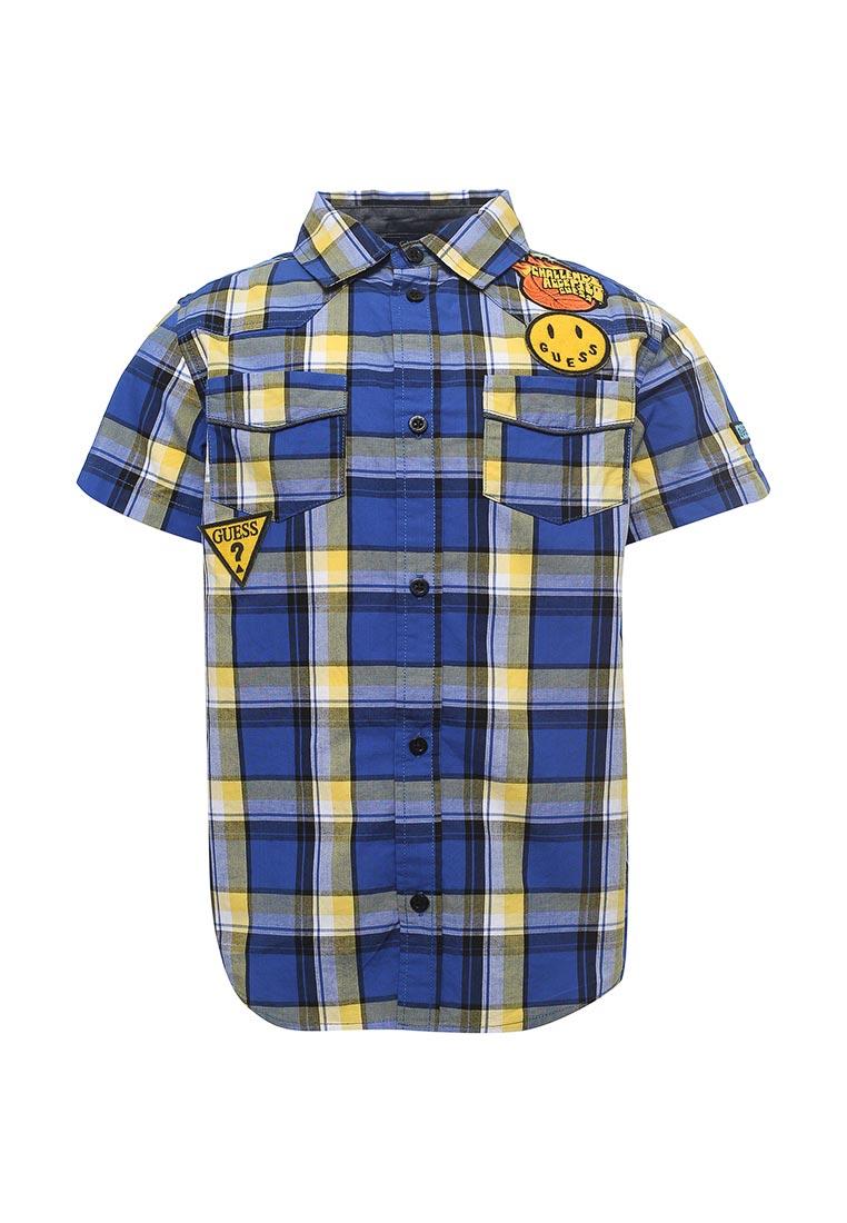 Рубашка Guess (Гесс) L81H03 W9NG0