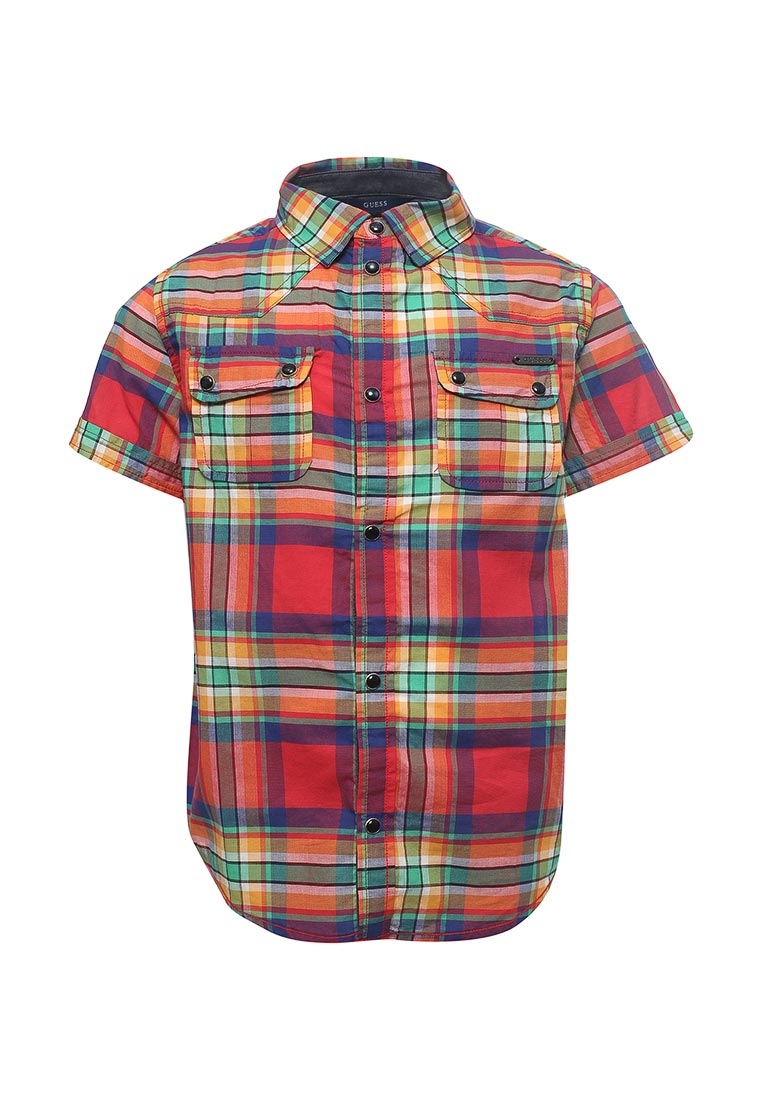 Рубашка Guess (Гесс) L81H08 W9OV0