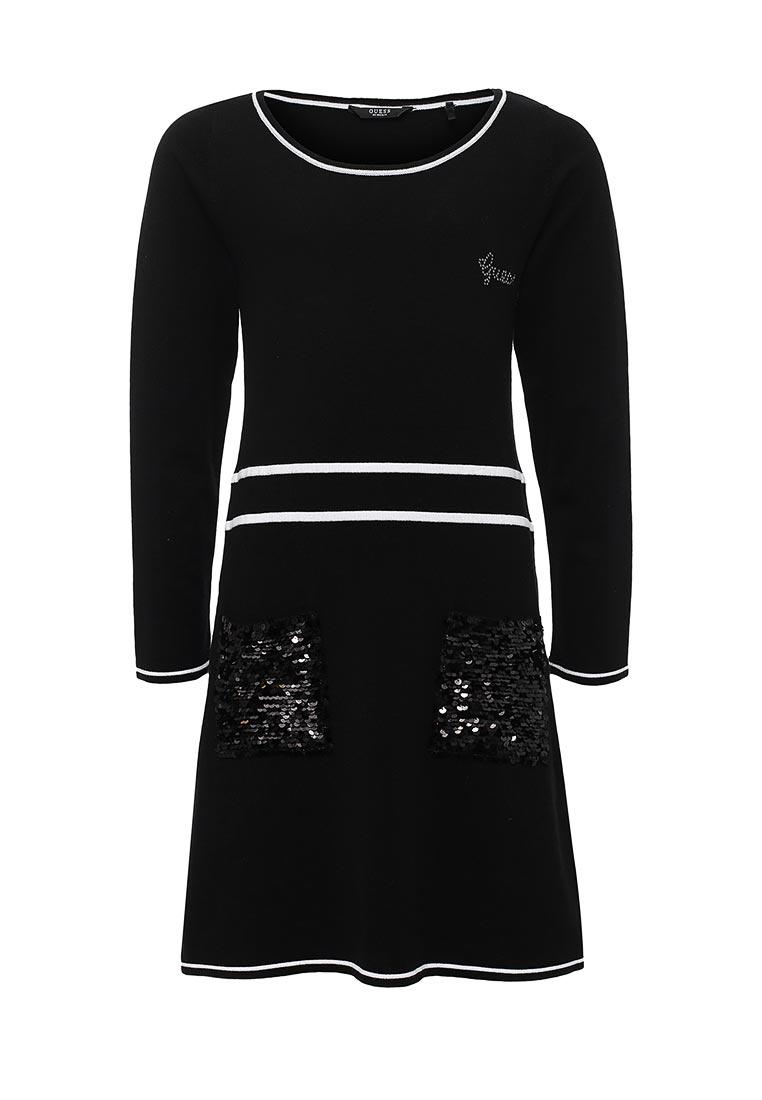 Повседневное платье Guess (Гесс) J73K35 Z1LP0