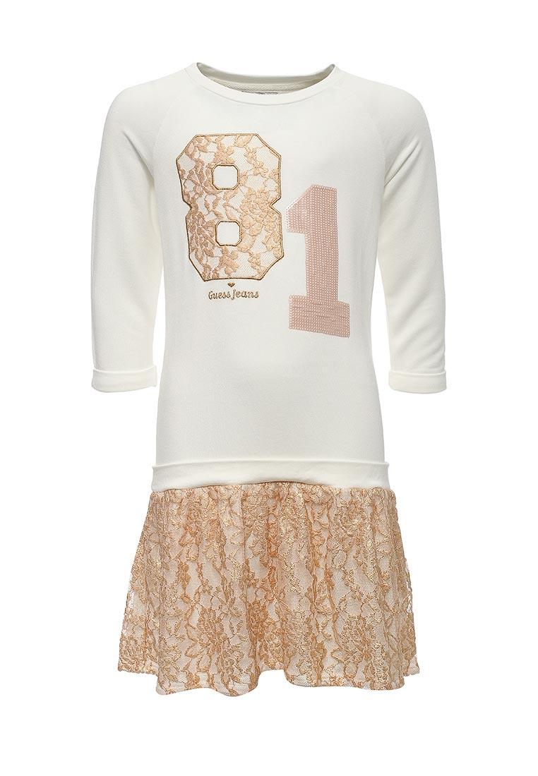 Повседневное платье Guess (Гесс) J74K02 K6EH0