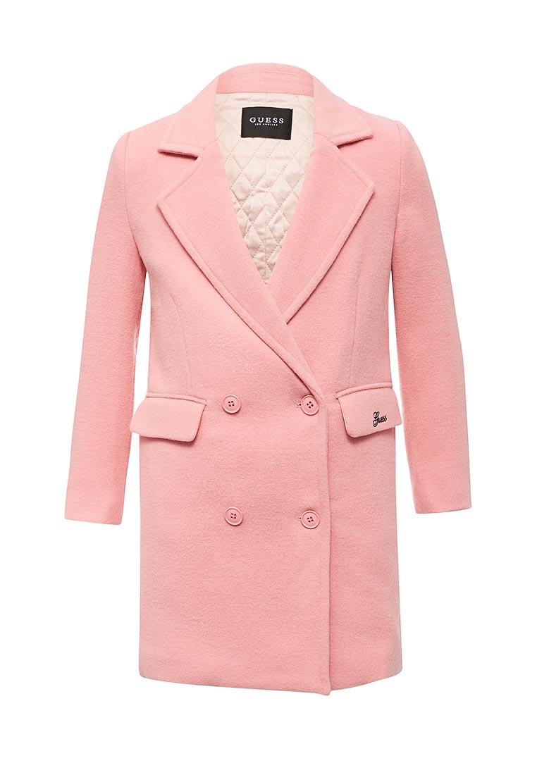 Пальто Guess (Гесс) J74L09 W9900